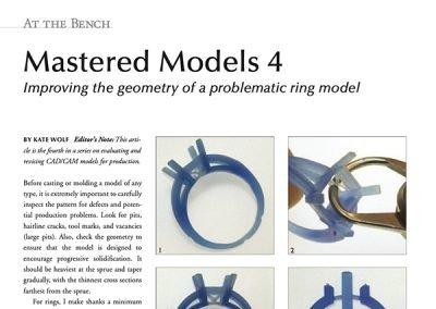 Mastered Models 4