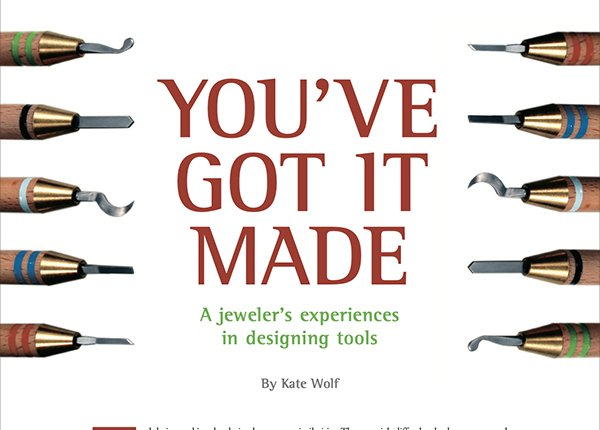 Kate Wolf You've Got it Made article