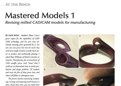 Mastered Models I