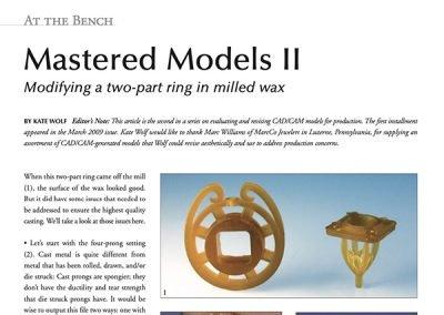 Mastered Models II